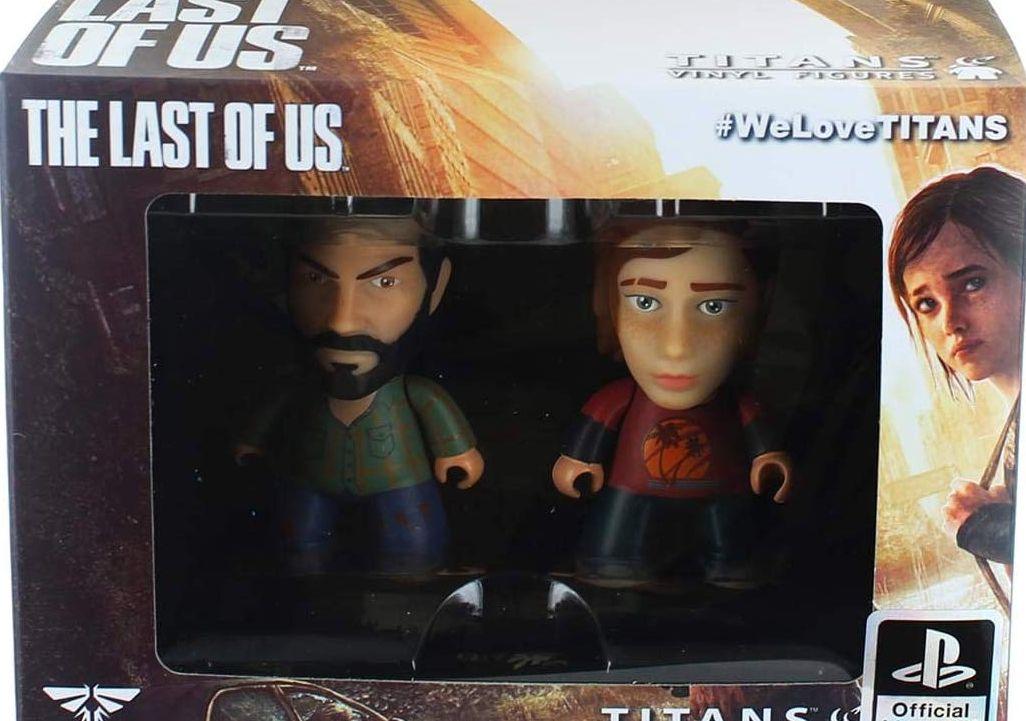 The Last of Us Titans Vinyl