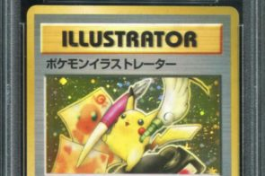 most expensive pokemon card