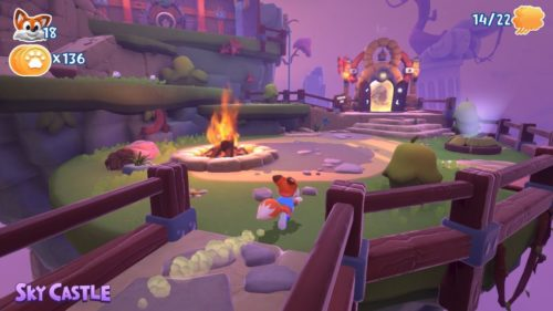 New Super Lucky's Tale review 4