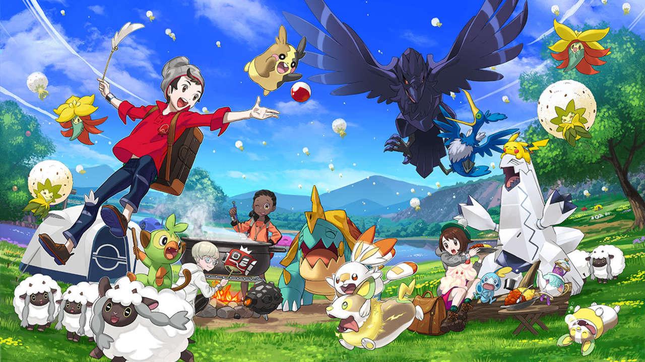 Pokémon Sword and Shield beginner's