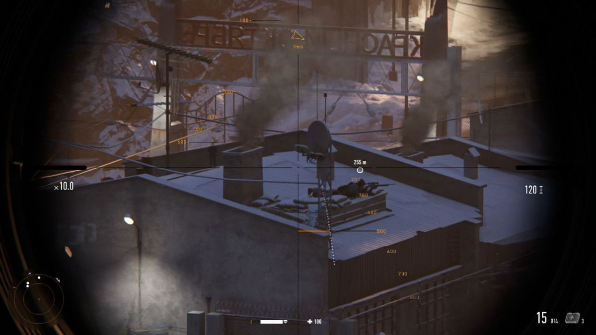 Sniper Ghost Warrior Contracts review 1