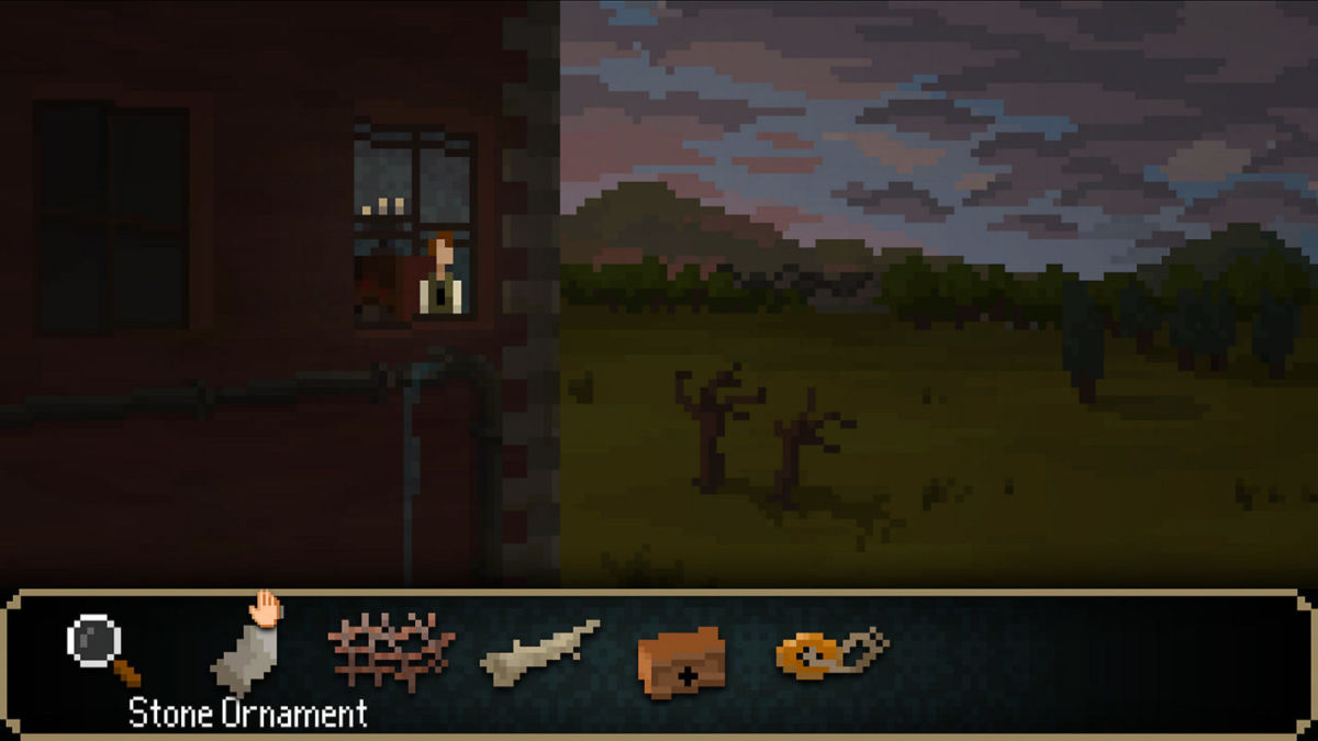 The Last Door Game