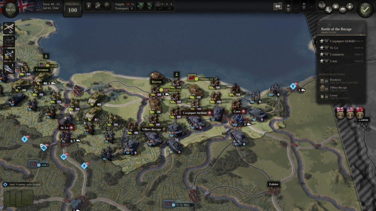 Unity of Command 2 review