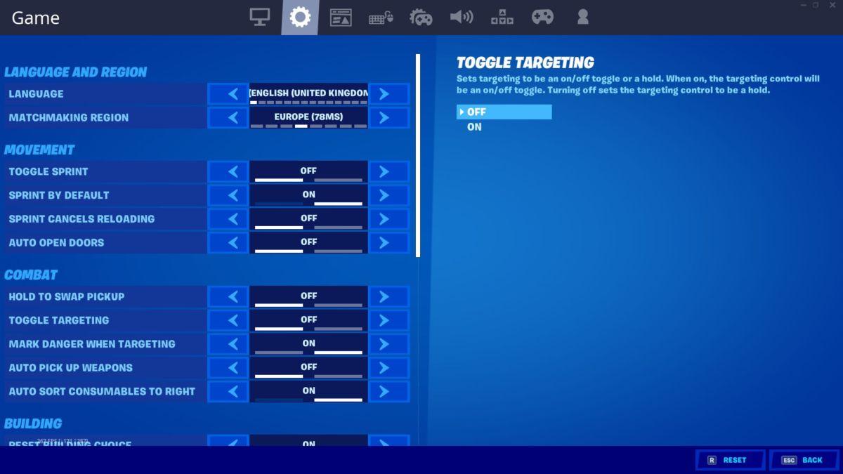 How To Change Gamma Settings In Fortnite Best Fortnite Controller Settings 2021 Presets Edits Sensitivity More