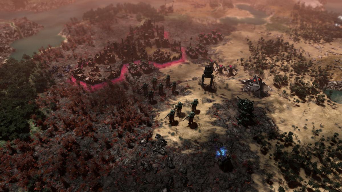 Warhammer 40000 Gladius Relics of War (2018)