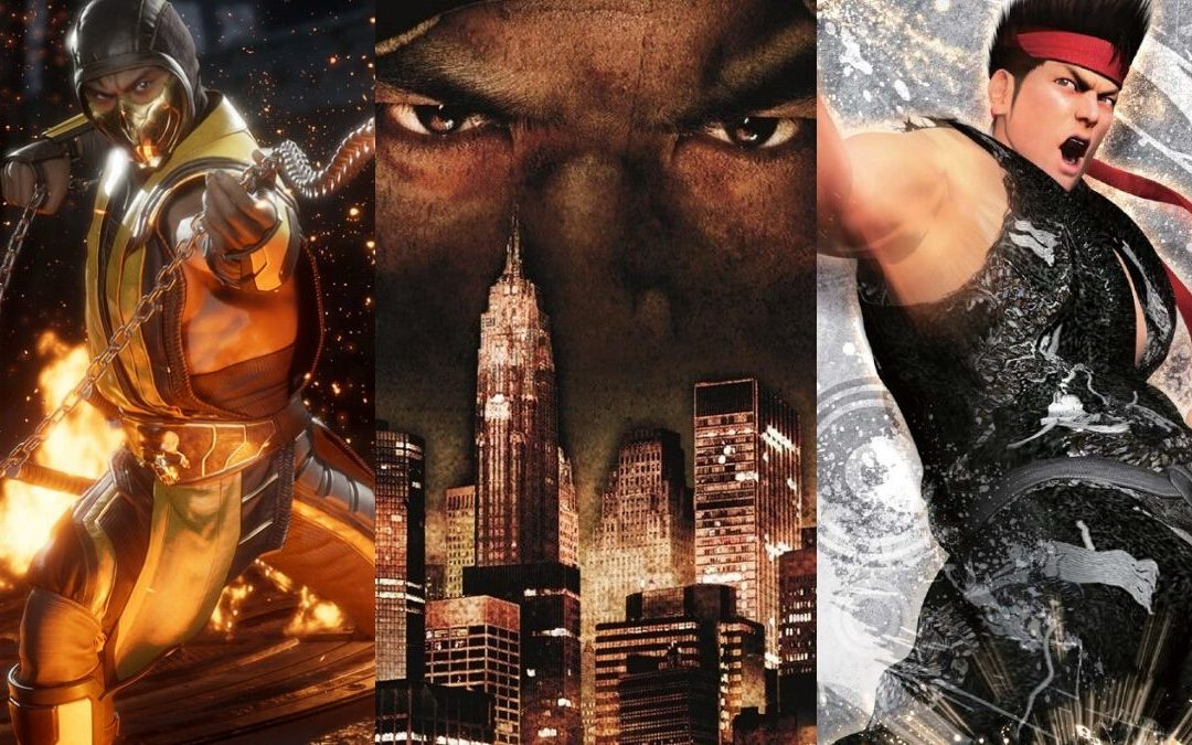 30 Best Fighting Games Of All Time