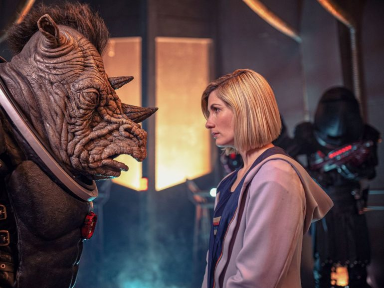 doctor who fugitive of the judoon