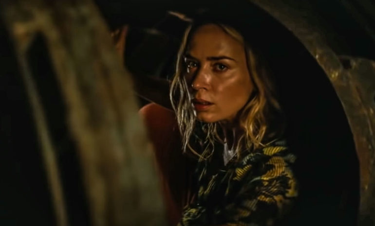 Emily Blunt in A Quiet Place 2