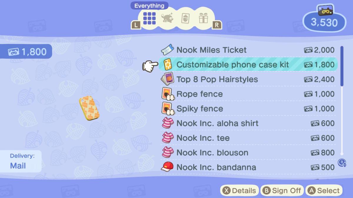 Customise your phone kit