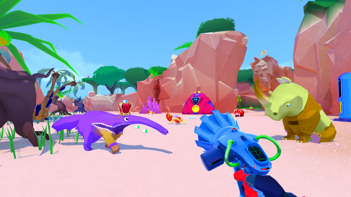 Island Saver Free PS4 Games