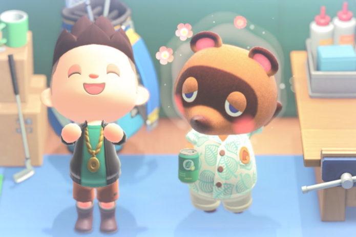 NookPhone Animal Crossing