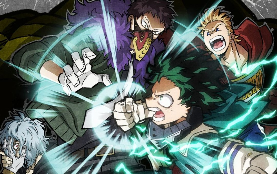 My Hero One's Justice 2