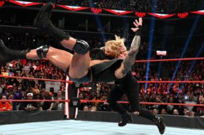 Randy Orton RKO Beth Phoenix