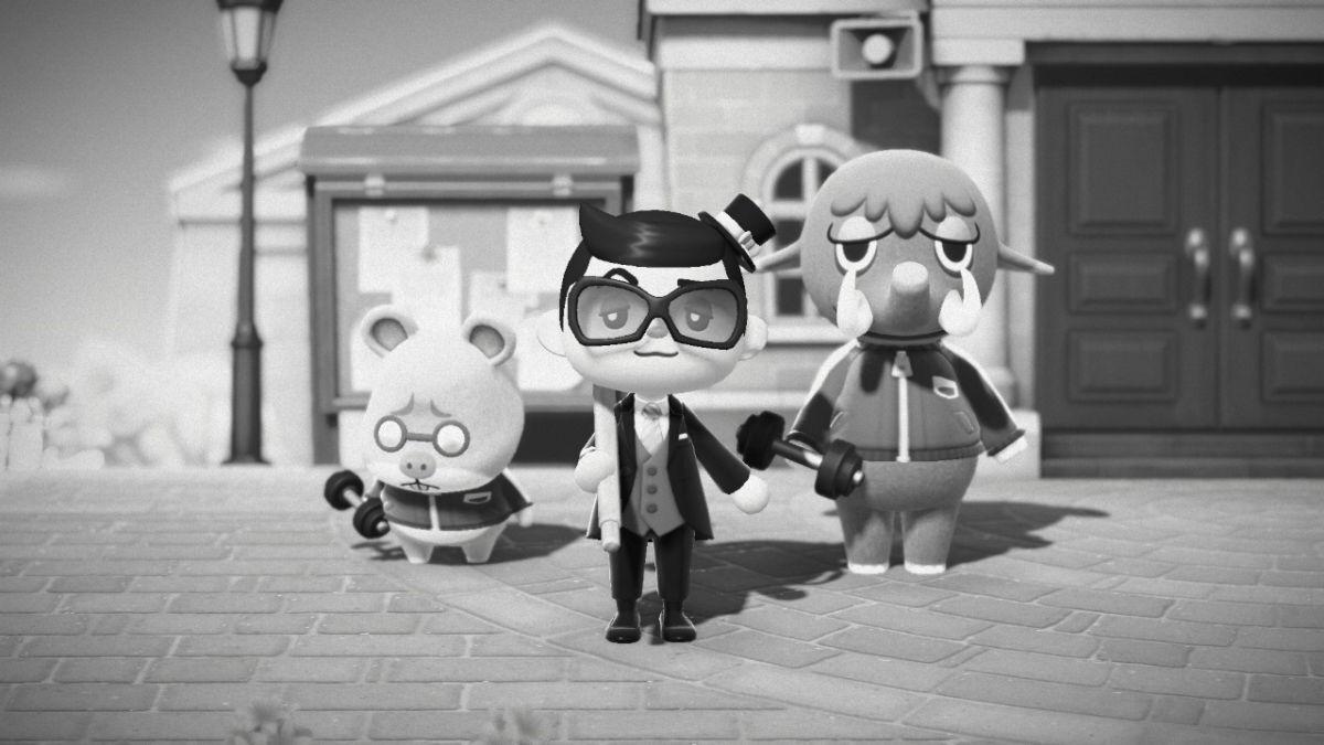 Animal Crossing new Horizons eyebrows 1