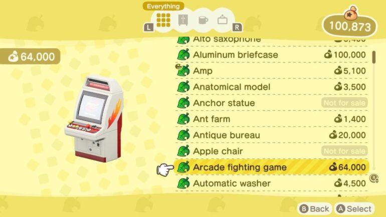 Arcade Fighting Game New Horizons