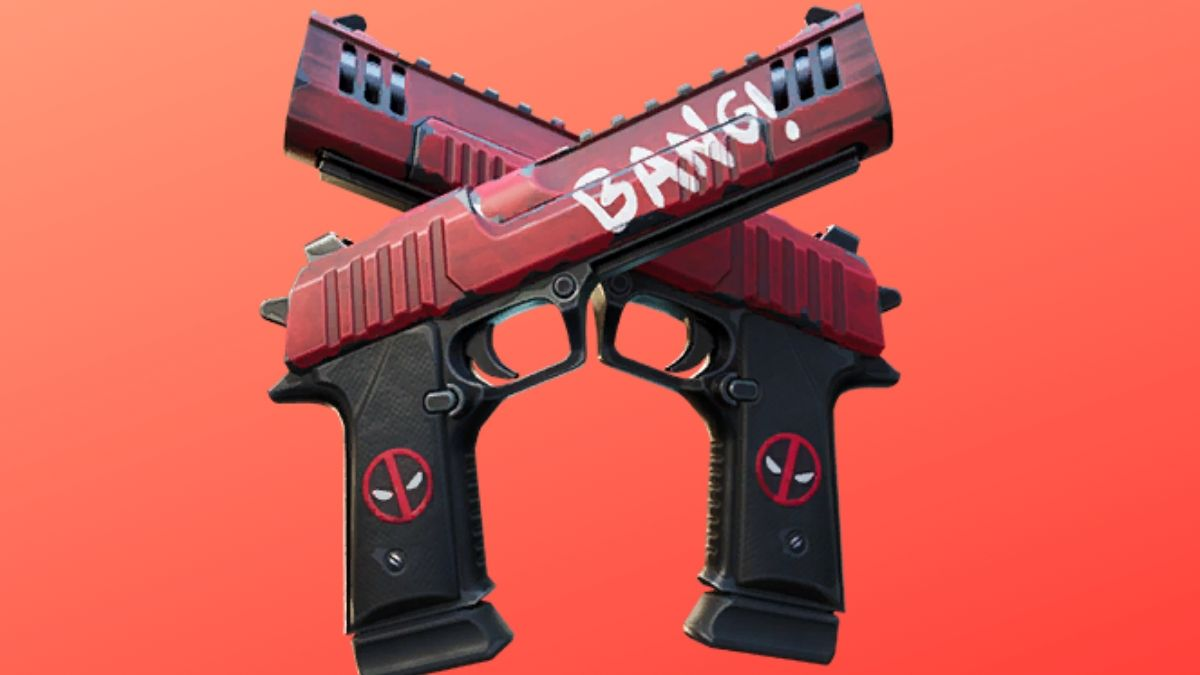 New Hand Cannon Gun Fortnite Fortnite Deadpool S Hand Cannons Stats Location Cultured Vultures