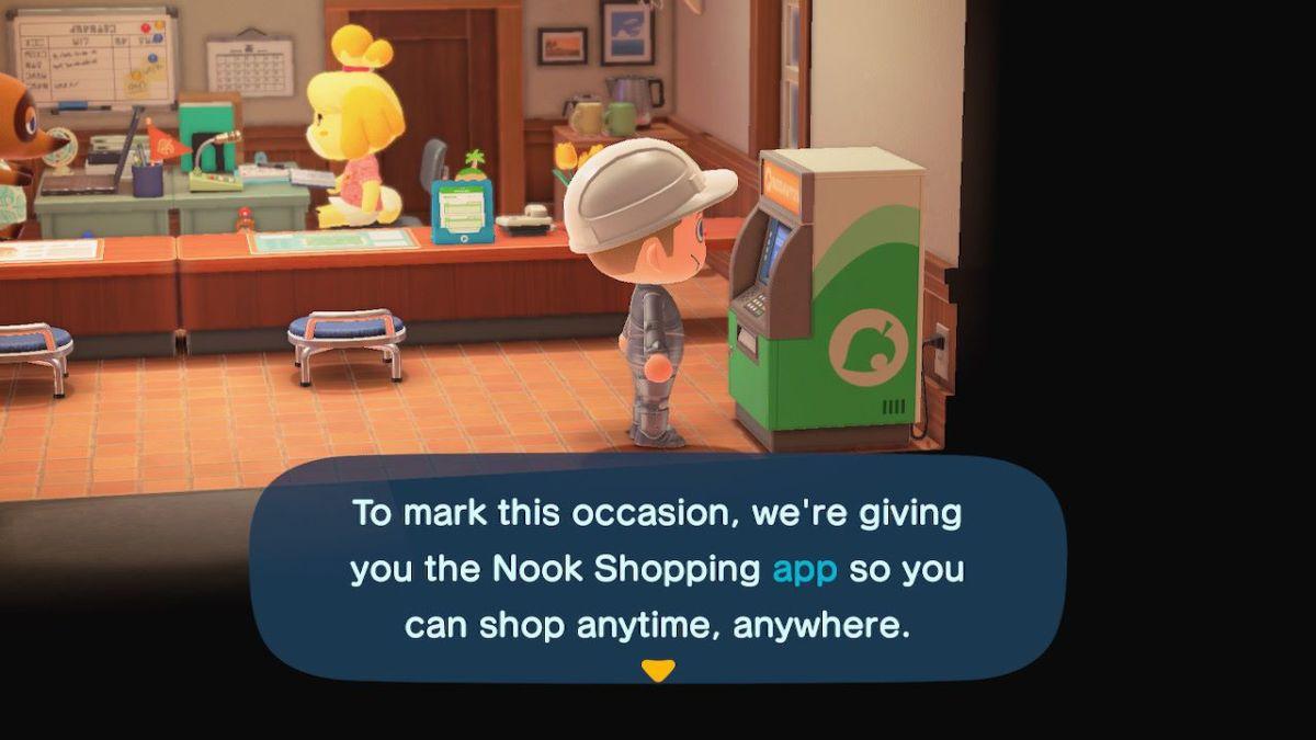 Nook Shopping app