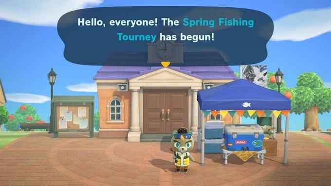 Spring Fishing Tourney