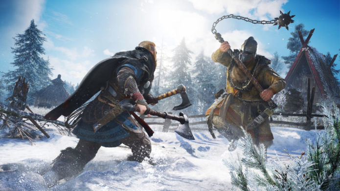 Assassin's Creed Valhalla   Best Xbox Series X Open World Games