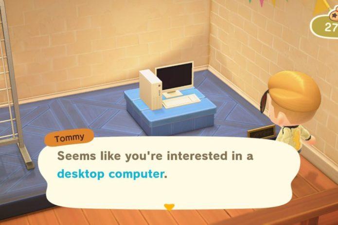 Desktop Computer New Horizons 2
