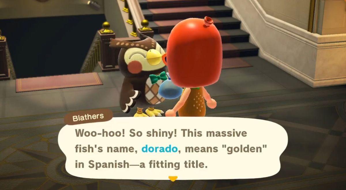 Dorado Blathers