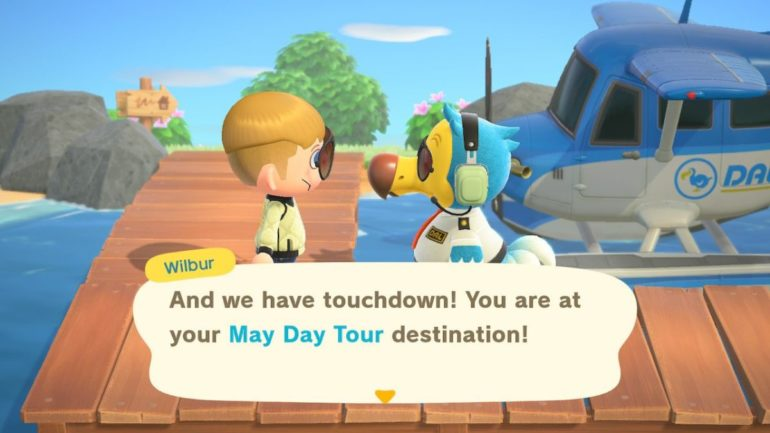 May Day Tour