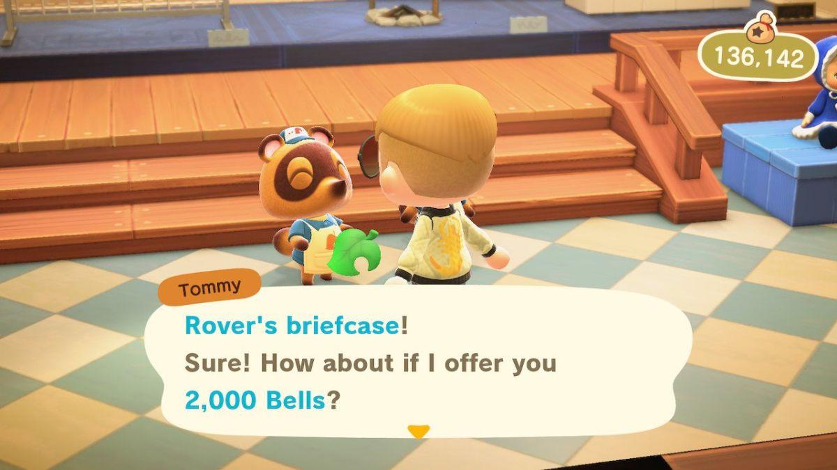 Rover's Briefcase