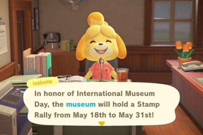 Stamp Rally New Horizons