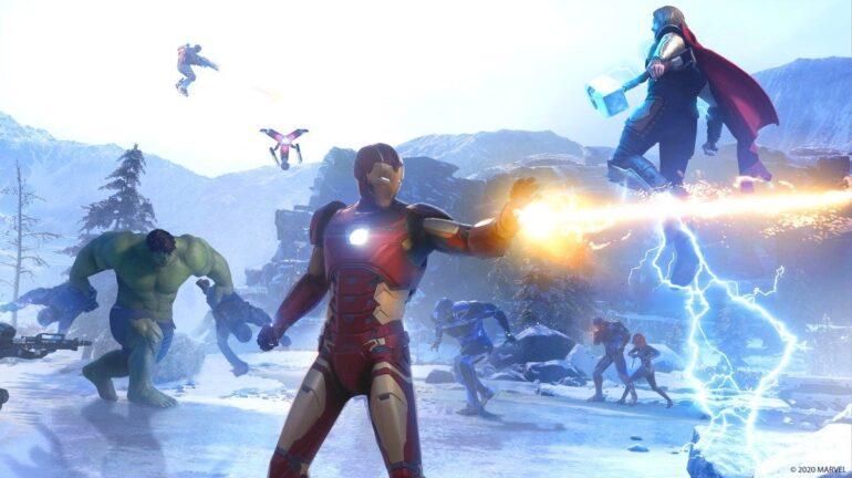 Marvel's Avengers 3