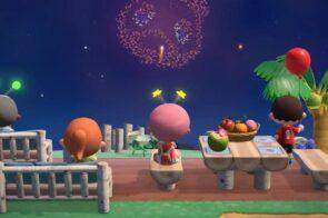 New Horizons fireworks