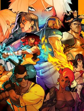 Streets of Rage 4 | The Best PS4 Co-Op Games