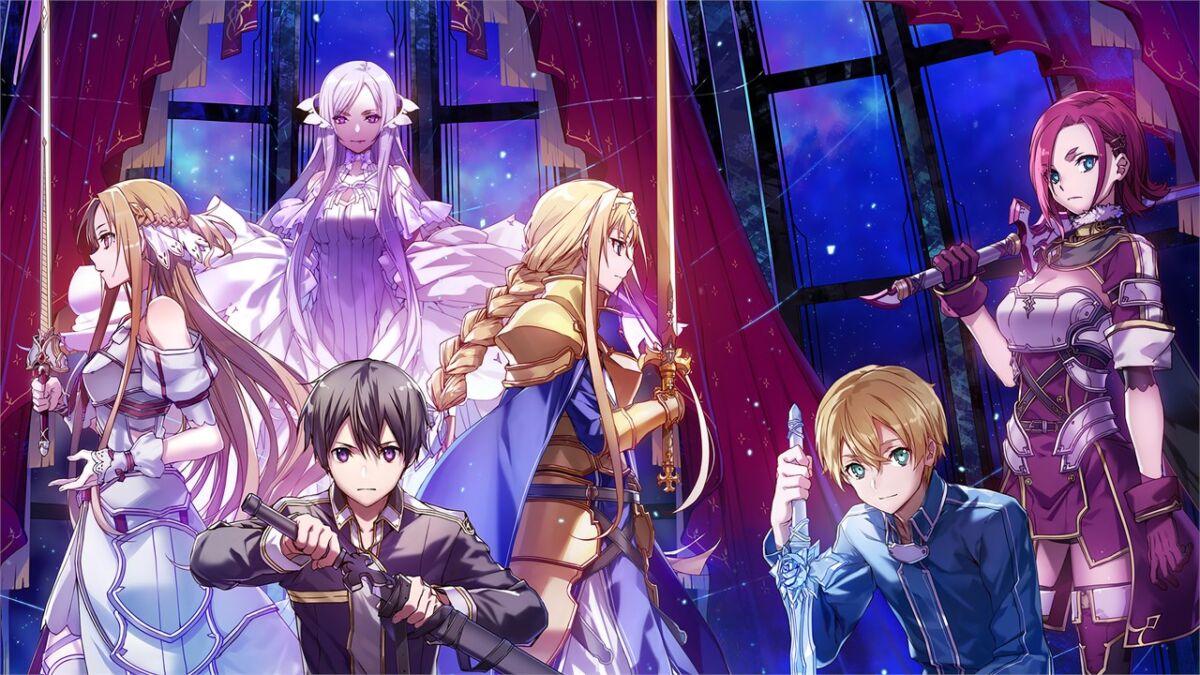 Sword Art Online Alicization Lycoris review image
