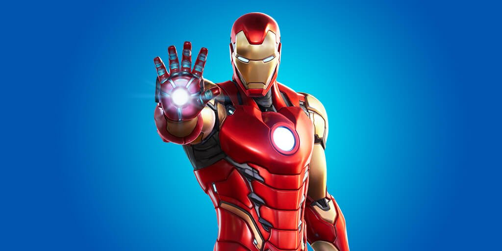 Fortnite Season 4 Iron Man