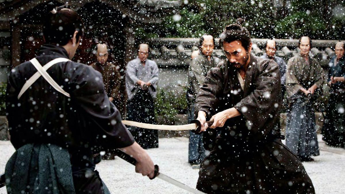 Hara-Kiri Death of a Samurai (2011)