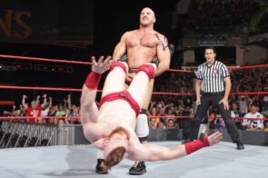 Sheamus (3) vs. Cesaro (3) Clash of Champions