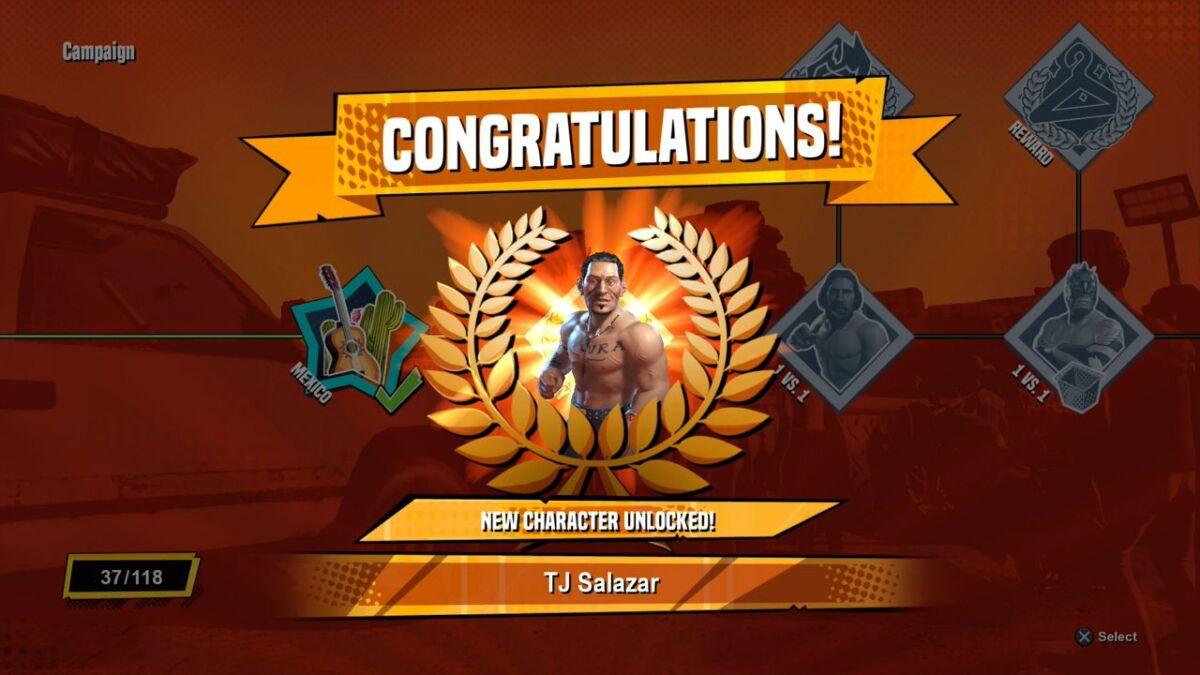 WWE 2K Battlegrounds review 1