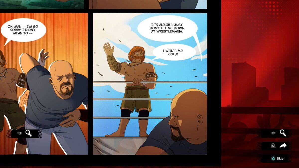 WWE 2K Battlegrounds review 2