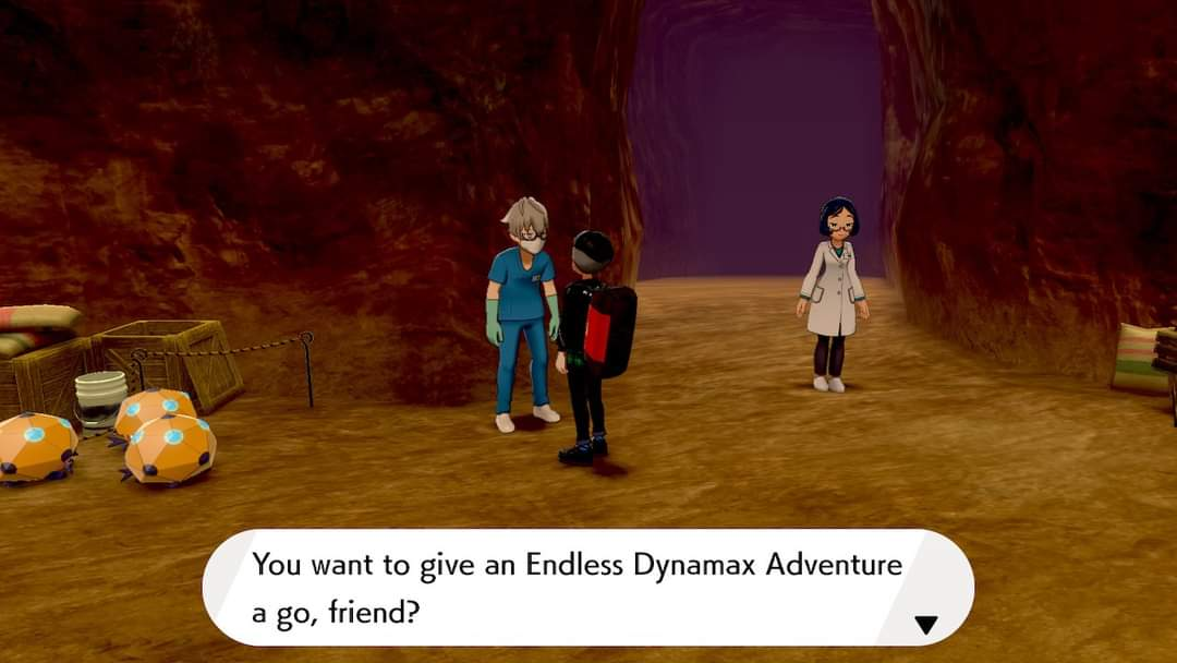 Endless Dynamax