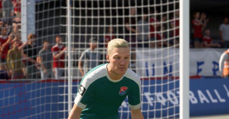 FIFA 21 Goalkeeper Wonderkids