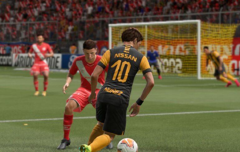 Facundo Pellistri FIFA 21