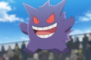Gengar Pokemon Go Halloween