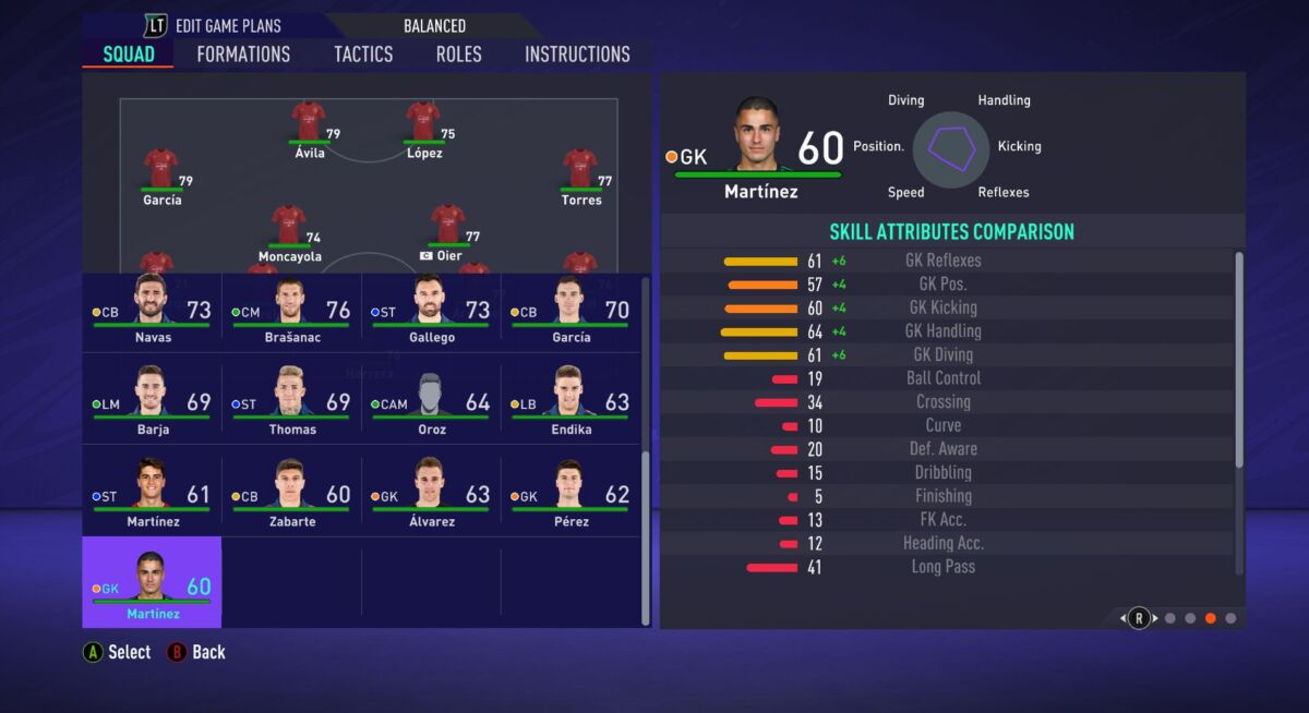 Ivan Martinez FIFA 21