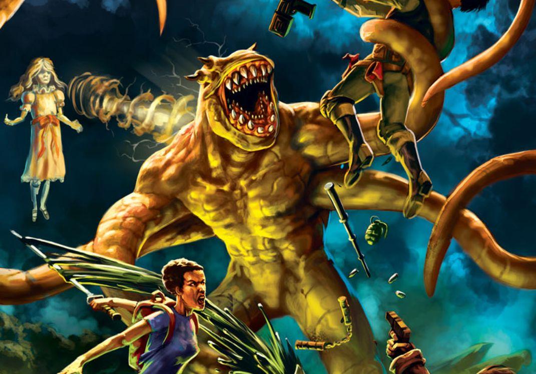 Monster of the Week TTRPG