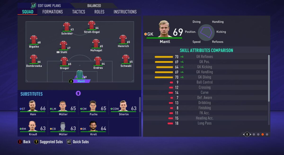 Nico Mantl FIFA 21