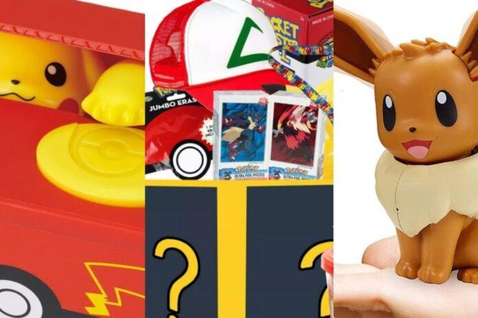 Pokemon Gifts 2020