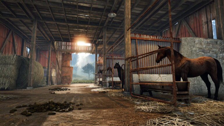 Rust Stables