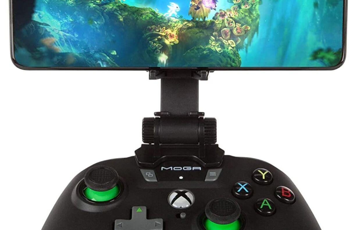 MOGA XP5-X Plus Controller