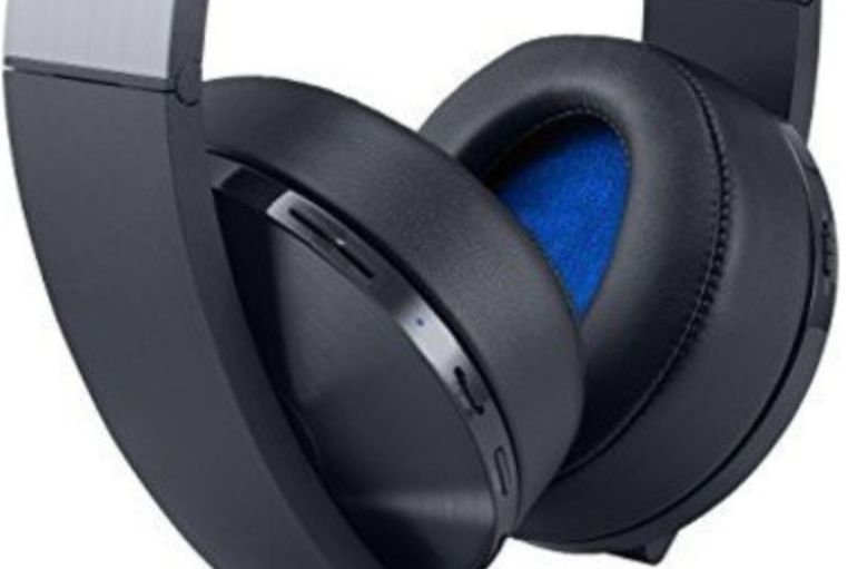 PS5 Platinum headset