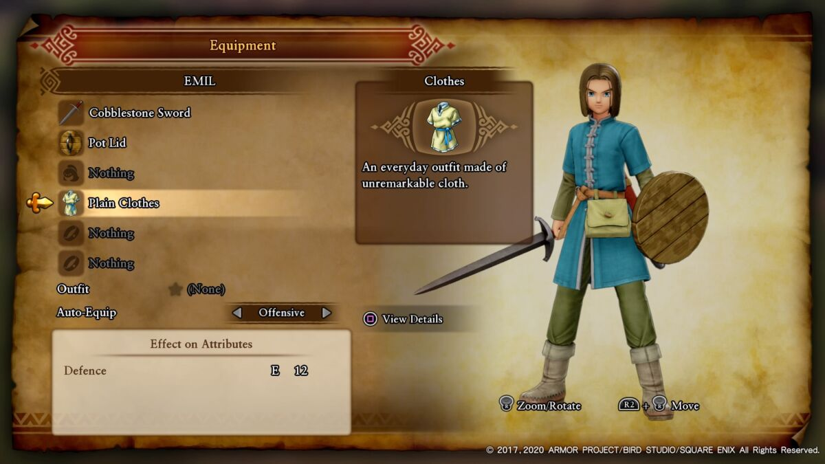DRAGON QUEST XI S_ Echoes of an Elusive Age – Definitive Edition review 1
