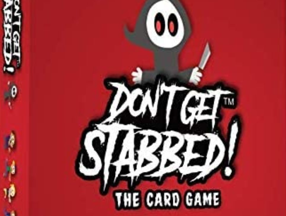 Don't Get Stabbed The Card Game